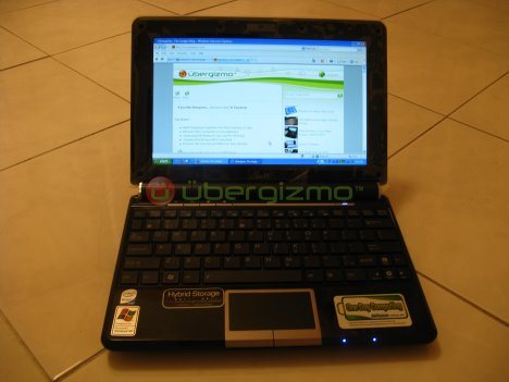 Asus Eee PC 1000HE Review