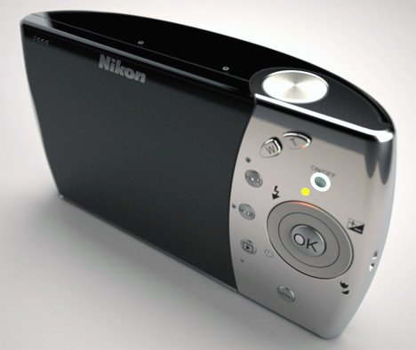 eXtreme Compact Digital Camera Concept