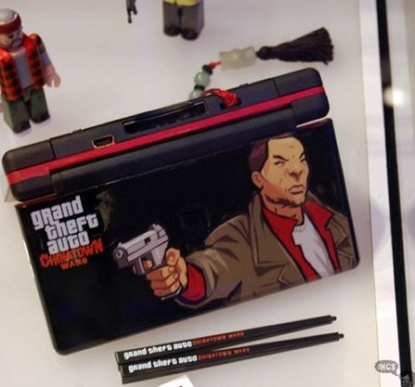 GTA: Chinatown Wars DS Special Edition