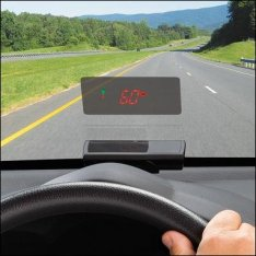 Heads Up Display Upgrade For Old Cars