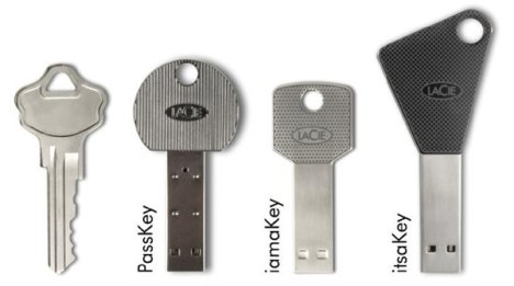 Clé USB LaCie CurrenKey