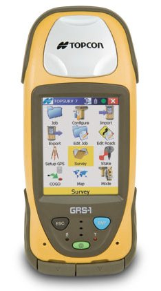 Topcon GRS-1 GPS System