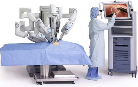 da Vinci Si Robotic Endoscopic System
