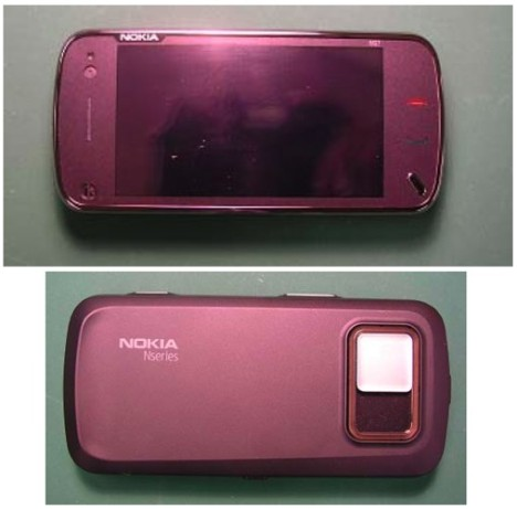 Nokia N97 Hits The FCC