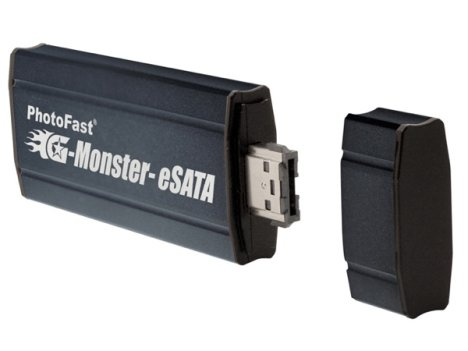 PhotoFast G-Monster-eSATA/USB Device