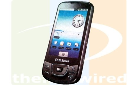 Samsung i7500 Could Be First Android Samsung Phone