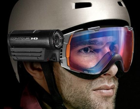 VholdR Helmet Offers Wearable HD Camcorder