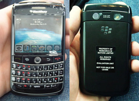 BlackBerry Onyx Would Be The First 3G BlackBerry for T-Mobile