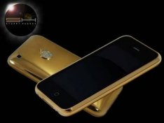 Solid Gold iPhone Breaks The Bank
