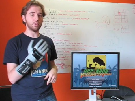 Nintendo Power Glove Controls Other Games