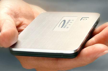 Sprint Launches MiFi 2200 Personal Hotspot