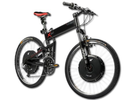 TidalForce M-750 x2.0 Electric Bike