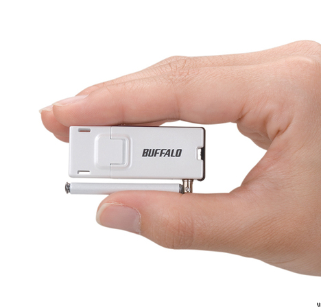 Buffalo USB 1Seg TV Tuner