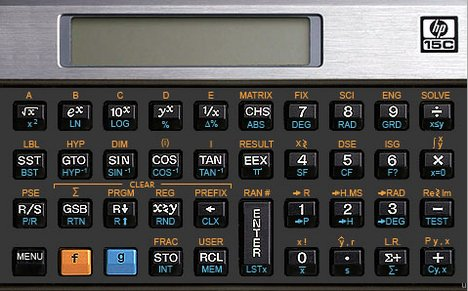 iPhone And iPod Touch Get HP Scientific Calculator