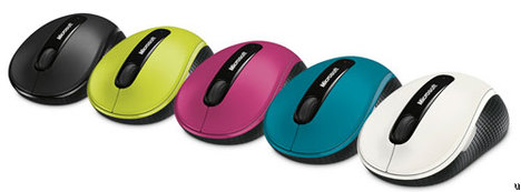 Souris Microsoft Wireless Mobile Mouse 4000