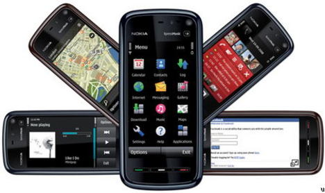 Rogers Offers Nokia 5800 XpressMusic