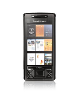 Sony Ericsson XPERIA X1 Gets Firmware Update