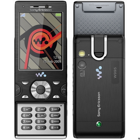 Sony Ericsson W995a To Hit US This Summer