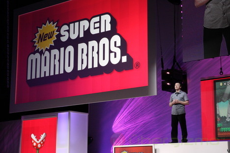 E3: Nintendo announcements