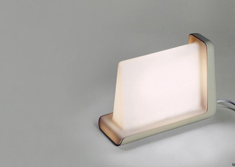 Concept Lampe De Lecture Book-Sensitive