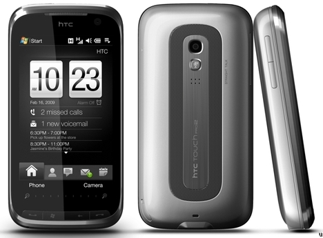 HTC Touch Pro 2 now official from T-Mobile USA