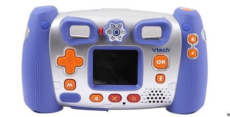 VTech Kidizoom Plus Camera