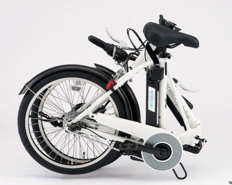 Sanyo CY-SPJ220 Folding Bicycle