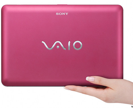 Sony Joins Netbook Race