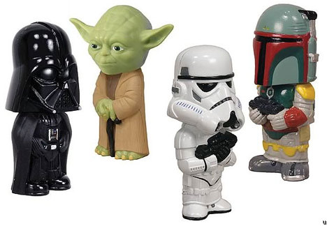 star wars usb flash drives ubergizmo. Black Bedroom Furniture Sets. Home Design Ideas