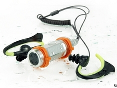 Atlantis waterproof MP3 player