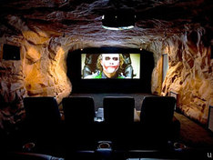 Système Home Cinema Bat Cave