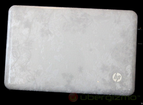 HP Mini 110 édition Tord Boontje