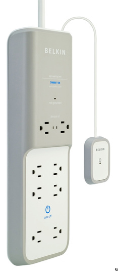 Belkin Conserve Surge with Timer power bar