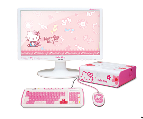 PC Hello Kitty MiNEW A10
