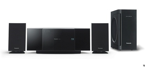 Système Home Cinema Blu-ray Panasonic SC-BTX70