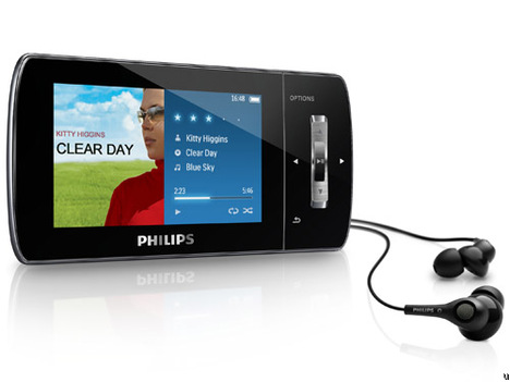 Philips GoGear Muse the new flagship