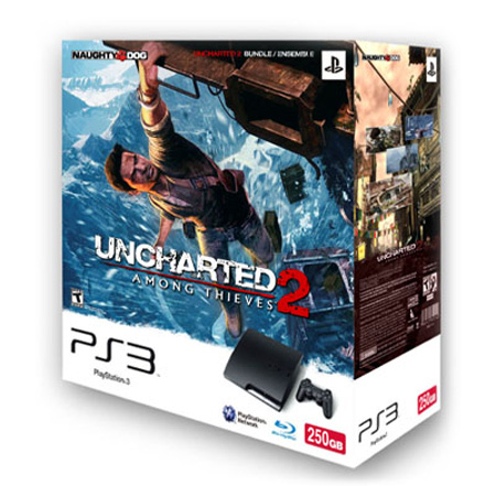 Rumeur: Pack PS3 Uncharted 2 250Go
