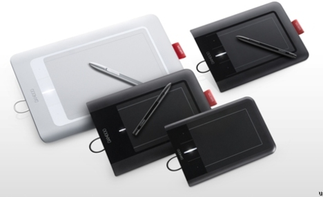 Wacom Bamboo series launched