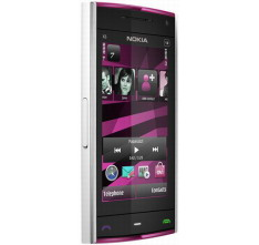 Nokia X6 16GB To Be Available In Pink