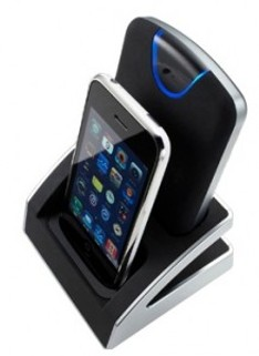 Docking Station Dualie de Buffalo pour iPhone