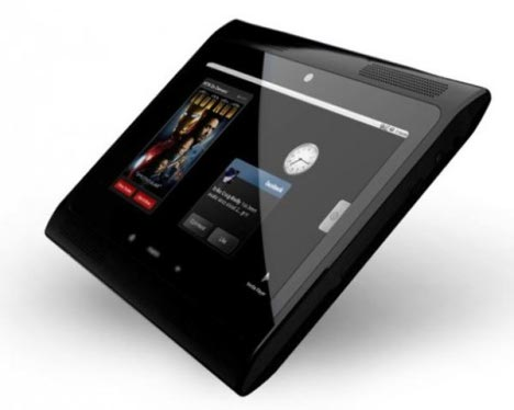Annonce du Tablet sous Android ICD Ultra avec Tegra T20