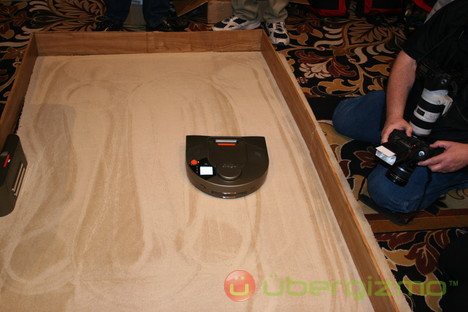 Neato Xv 11 Robotic All Floor Vacuum System Ubergizmo
