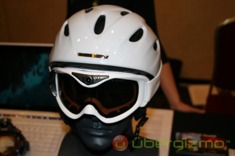 Masque de ski Liquid Image Snow Camera Goggles