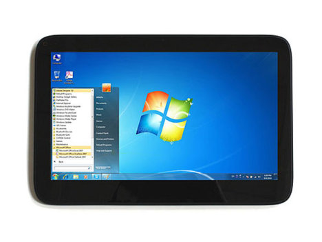 Tablet bModo sous Windows 7