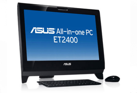 Asus Eee Top ET2400XVT 3D Touchscreen Listed For Pre-order On Amazon