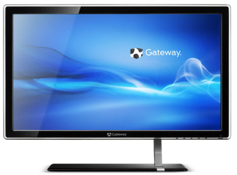 Gateway Debuts Three New Slim LED Monitors