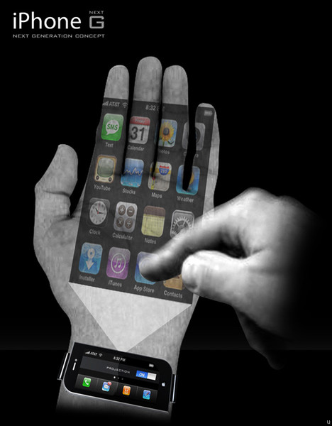 Next Generation iPhone concept