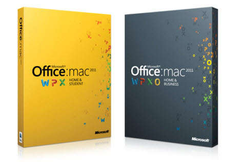 Office for Mac 2011 is out