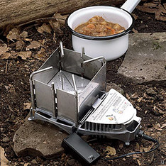 Survival Stove for emergency use only