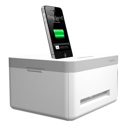 Bolle BP-10, first iPhone printer